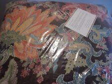 Pottery Barn Garden Boquet Pillow 24 Sq