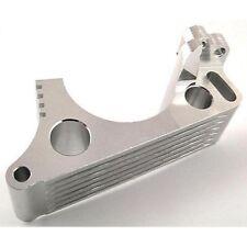 Hot Racing RVO8008 Traxxas Revo Silver Aluminum Engine Mount w/ Heatsink