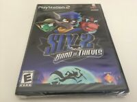 Sly 2: Band of Thieves Greatest Hits (Sony PlayStation 2, 2005) PS2 NEW