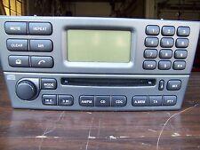 02 03 JAGUAR X TYPE AM FM CD PLAYER RADIO