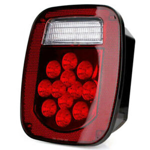 1ea Universal 39LED Truck Trailer Stop Turn Signal Brake Tail Light for Kenworth