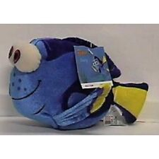 "Original DisneyTheme Park Finding Nemo Dory Plush Soft Stuffed 7"" Doll Toy"
