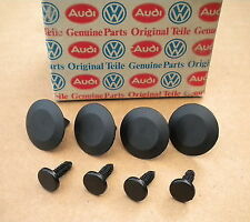 VW MK1 Rabbit Golf Pickup Caddy Cabriolet Convertible Diesel bumper clip set