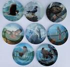 Collector+Plate+Daniel+Smith+%E2%80%9CMajestic+Birds%E2%80%9D+Collection+%E2%80%93+Greaat+Horned+Owl