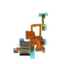 Sony Ericsson Xperia ion LT28h LT28i Volume control SD Card slot flex cable
