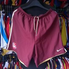 Arsenal 2007 soccer football Short artilleurs groseilles Nike Jersey Taille Adulte M