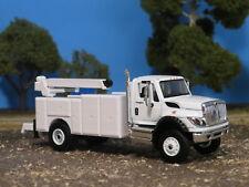 1/64 Custom IH WorkStar Service Truck w/ Crane