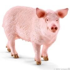 *NEW* SCHLEICH 13782 Pig - Farm Life / Small Pets Models
