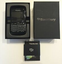 Blackberry BB 9790 Black in OVP RED71UW Handy Smartphone Telefon
