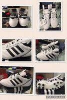 Adidas Kaiser 5 Scarpe Calcio Con Tacchetti  Vero Cuoio 1 Numero Disponibile 43