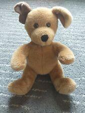Build-A-Bear Dog Teddy Genuine!