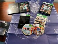 xbox 360 Gta grand theft auto 5 v with map special edition steelbook
