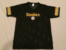 Pre-owned Franklin Pittsburgh Steelers Jersey Youth Size Large