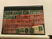 Switzerland used mixed early stamps R22391