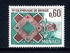 MONACO - 1976 - Quinta olimpiade di bridge