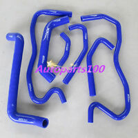 HOLDEN COMMODORE VE 6.0L LS2 SS HSV 2006 ON SILICONE RADIATOR HEATER HOSE BLUE