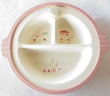 VERY vintage 1947 Baby Hot or Cold Feeding Dish / Bowl