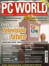 PC World Diciembre 2005 Nº 226 - EN BUEN ESTADO!!!
