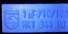 20 1uf 100v Condensatore Poliestere 15mm PASSO Philips PEPT 2222-344-25105 MKT