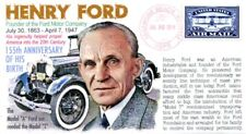 COVERSCAPE computer generated 155th anniversary of the birth of Henry Ford cover
