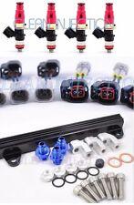 Toyota Celica MR2 ST185 3SGTE Blk ST165 650cc Fuel Injectors Rail 1-2nd gen GT4