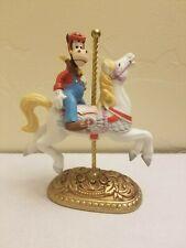Disney New England Collector's Society Carousel Horace Horsecollar Horse Figure