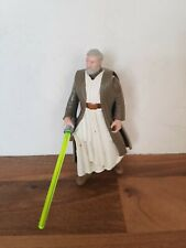 Star Wars Obi-Wan Kenobi Power F/X Figure POTF 1997 Power of the Force