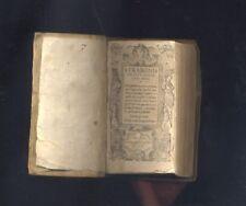 ' 500 Cinquecentina Strabone Geographia de situ orbis Libri XVII Lugduni 1557 R