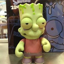 KIDROBOT x THE SIMPSONS ZOMBIE BART 6'' SDCC GID 300pcs 2013 SEALED