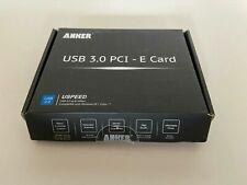 Anker USB 3.0 PCI E-CARD X000BBKKQX