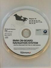 01 02 2003 BMW 740i 745i 740iL 745Li NAVIGATION DISC 2014 CD CANADA AB QC ON SK