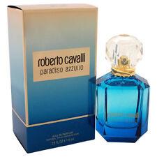 Roberto Cavalli Paradiso Azzurro by Roberto Cavalli EDP Spray 2.5oz/75ml NIB