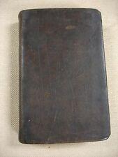 1813 NT, KJV - John Fitch - Bible