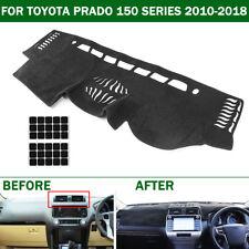 AU Dashboard Cover Dashmat Dash Mat Carpet For Toyota Prado 150 Series 2013-2018