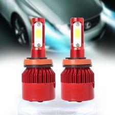 S2 H8/9/11 Bombillas para faros LED de coche 6500K 72W 8000LM COB LED faro a PB