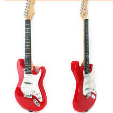 25'' 6 String kids Musical Instruments toys  children's Practice electric Guitar