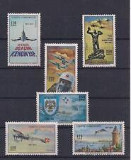Turkey 1971 Airmail,Aircraft,Jets,Aviation A Classic Set V/Fine MNH Hi Cat
