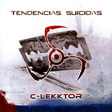 C-lekktor tendencias suicidas CD 2010