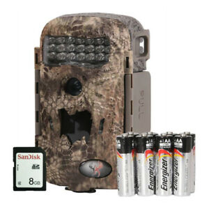 Wildgame Innovations Illusion 12 Game Camera Bundle 12MP Infrared