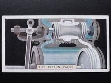 No.43 THE PISTON VALVE - Railway Working (overseas) John Player 1927