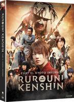 Rurouni Kenshin Part Ii: Kyoto Inferno [New DVD]