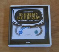 The Hitchhiker's Guide to the Galaxy: Douglas Adams Unabridged Audiobook 14CDs