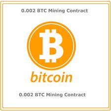 Bitcoin(0.002 BTC) Mining Contract 3 Hours Get 0.002 BTC Guaranteed