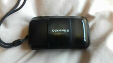 Olympus mju-1 35 mm point and shoot camera / 35mm film
