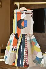 Wolf & Rita Girls Quilted Adriana Dress Size 12 Nwt