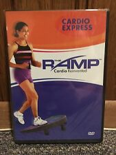 The Ramp Cardio Reinvented Cardio Express DVD