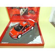 PEUGEOT 307 WRC RALLYE MONTE CARLO 2004 M. GRONHOLM NOREV 1:43 4ème