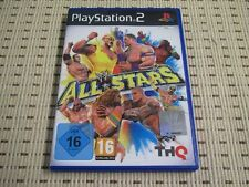 Wwe All stars pour playstation 2 ps2 ps 2 * OVP *