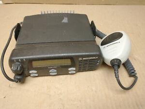 Motorola CDM1250 136-174MHz VHF 25W Mobile Radio w/Mic AAM25KHD9AA2AN