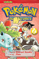 Pokemon Adventures (Red and Blue), Vol. 2 by Kusaka, Hidenori (Paperback book, 2